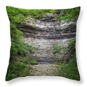 Ball Mill Resurgence  Throw Pillow