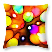 Ballons Throw Pillow