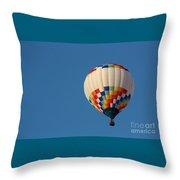 Balloon-6954 Throw Pillow