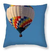 Balloon-7033 Throw Pillow
