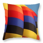Balloon-color-7266 Throw Pillow