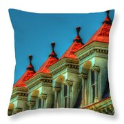 Balloon Top Throw Pillow