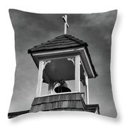 Ball's Falls Bell Throw Pillow