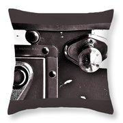Launcher Throw Pillow