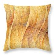 Balsa Woods Throw Pillow
