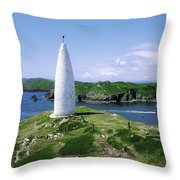 Baltimore Beacon Throw Pillow