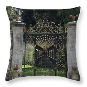 Bamberg Gate Throw Pillow