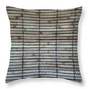 Bambo Wall Throw Pillow