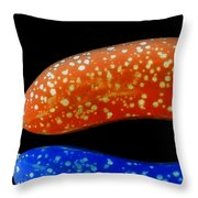 Banana Fantasy Throw Pillow