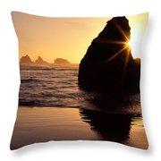 Bandon Golden Moment Throw Pillow