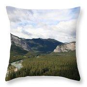 Banff Throw Pillow