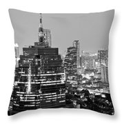 Bangkok - Thailand Throw Pillow