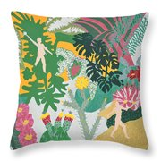 Banished Throw Pillow