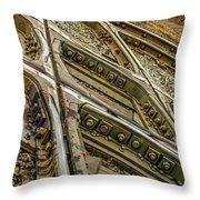 Bannon Diamond 05 Throw Pillow