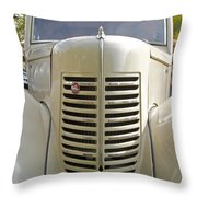 Bantram Throw Pillow