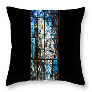 Baptism Of Jesus  Throw Pillow