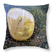 Barack Obama Venus Throw Pillow