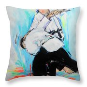 Barai Throw Pillow