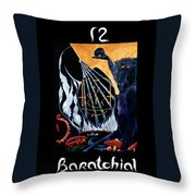 Baratchial - The Magus Throw Pillow