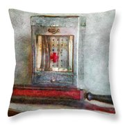 Barber - Always Keep It Clean  Throw Pillow