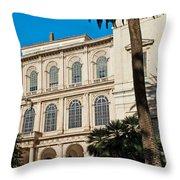 Barberini Palace Throw Pillow