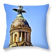 Barcelona Dome Throw Pillow