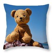 Barnacle Bill Throw Pillow
