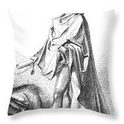 Bartholomew Columbus (c1445-c1514) Throw Pillow