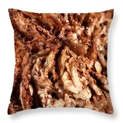 Baryte Throw Pillow