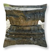 Base Throw Pillow