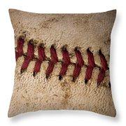 Baseball - America's Pastime Throw Pillow