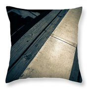 Baseball Field 6 Throw Pillow