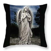Bask In His Glory 02 Throw Pillow