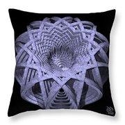Basket Of Hyperbolae 01 Throw Pillow