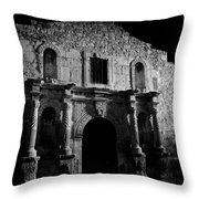 Bastion Of Legends Throw Pillow