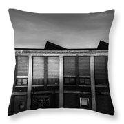 Bates Mill N5 South Throw Pillow