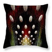 Baublaired Throw Pillow