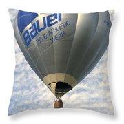 Bauer Ballon Throw Pillow