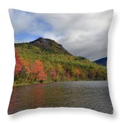 Baxter State Park 3932 Throw Pillow