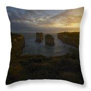 Bay Of Islands #5 Throw Pillow