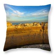Bay Of Islands #8 Throw Pillow
