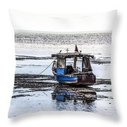 Bay View Throw Pillow