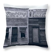 Bayou Beer Hall  1929 Throw Pillow