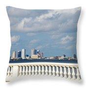 Bayshore Throw Pillow