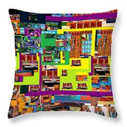 be a good friend to those who fear Hashem 14 Throw Pillow by David Baruch Wolk