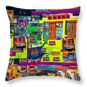 be a good friend to those who fear Hashem 15 Throw Pillow