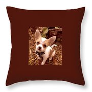 Love Is All We Need Throw Pillow