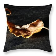 Be Still With Yourself Throw Pillow