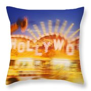 Be Thy Name Throw Pillow