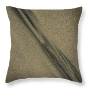 Beach Abstract 17 Throw Pillow